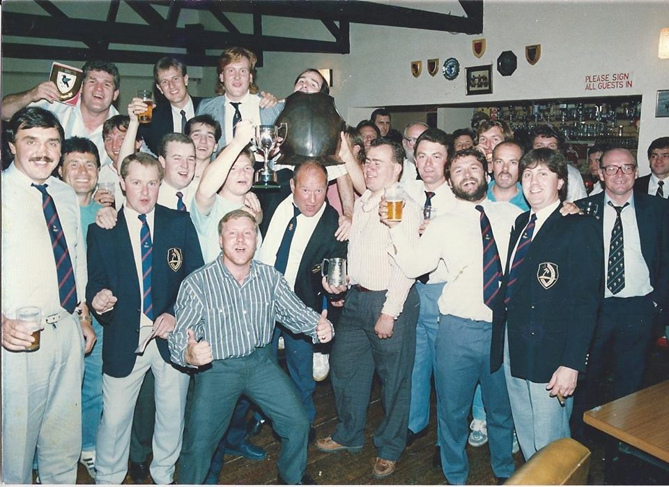 Canvey Rugby Old Days
