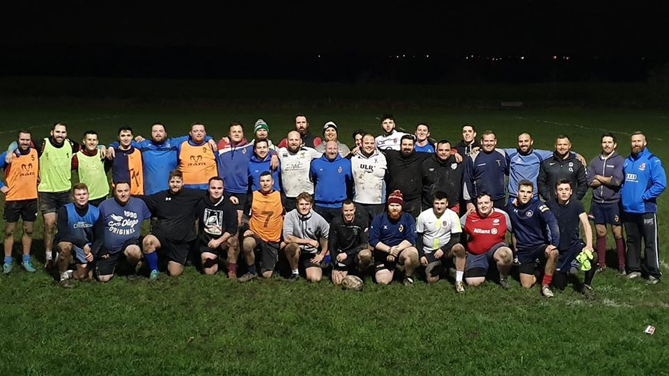 Canvey Rugby Senior Training Night