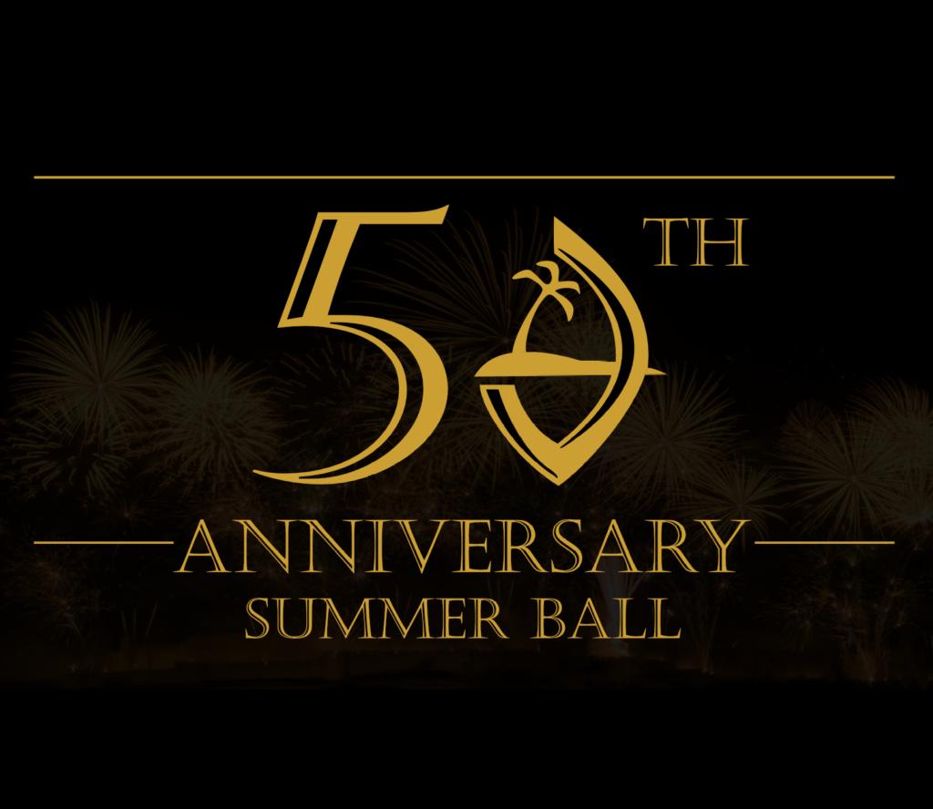 50th Annivesary Summer Ball