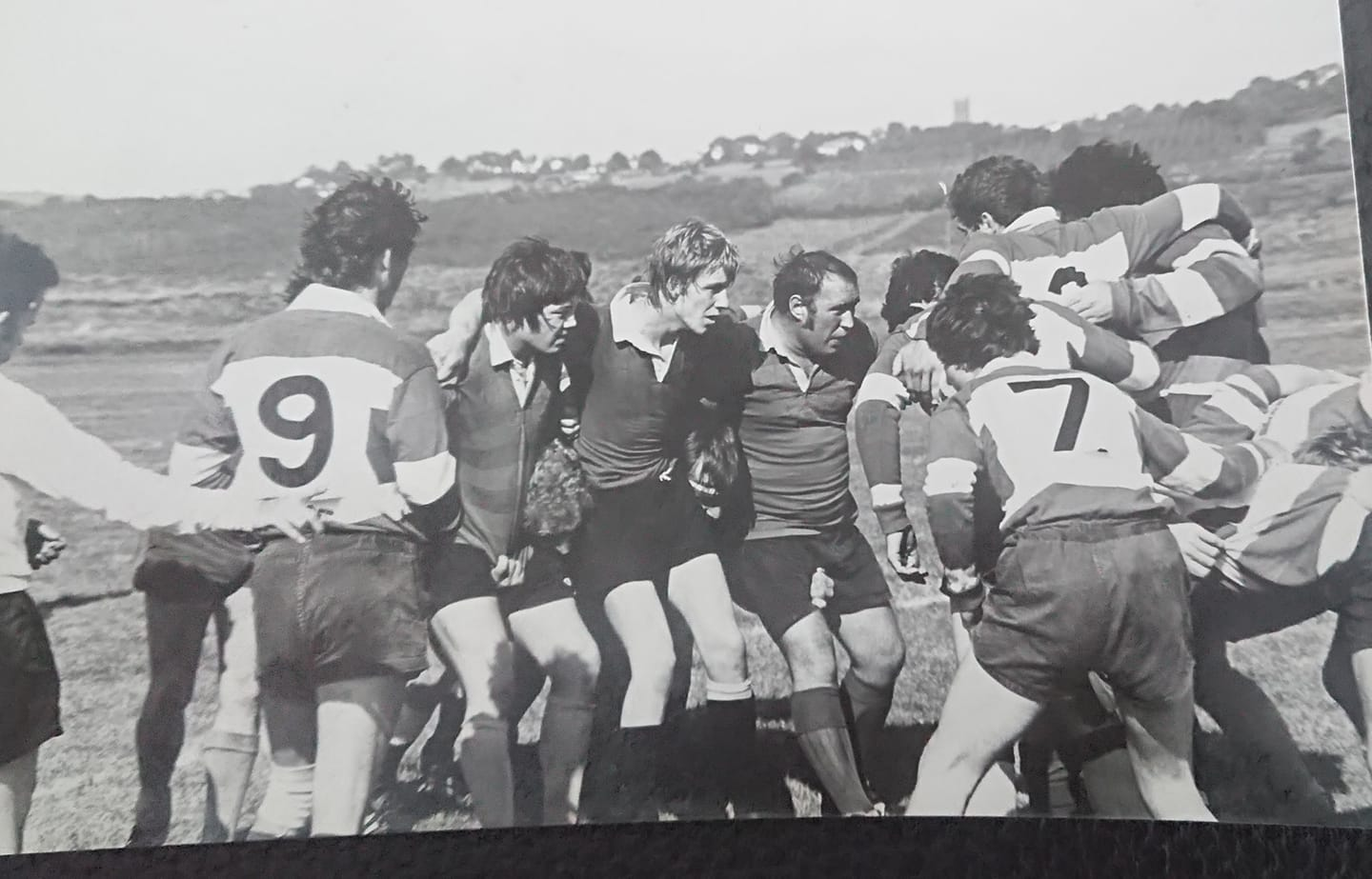 Canvey Rugby Early days